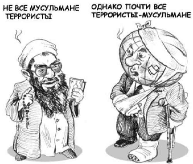 Мусульманские террористы