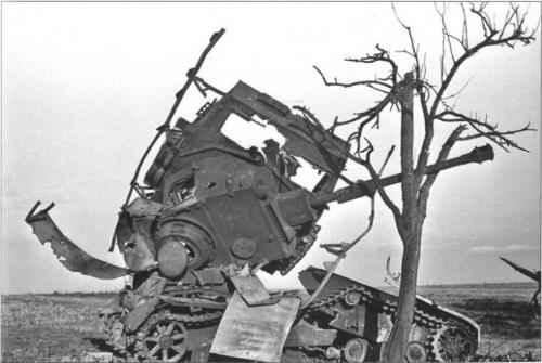 немецкий танк Pz.IV