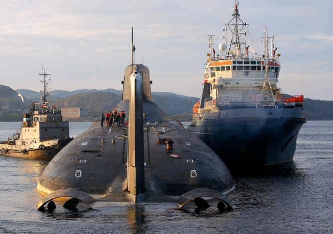 самые лучшие подводные лодки в мире в россии