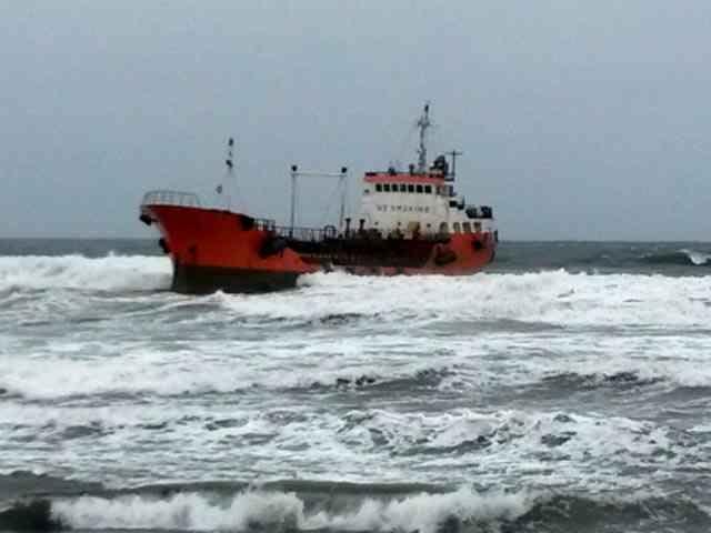 танкер Надежда