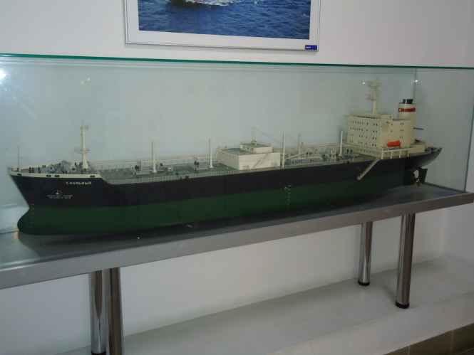 танкер Смольный