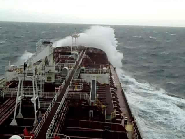 Серые волны Атлантики