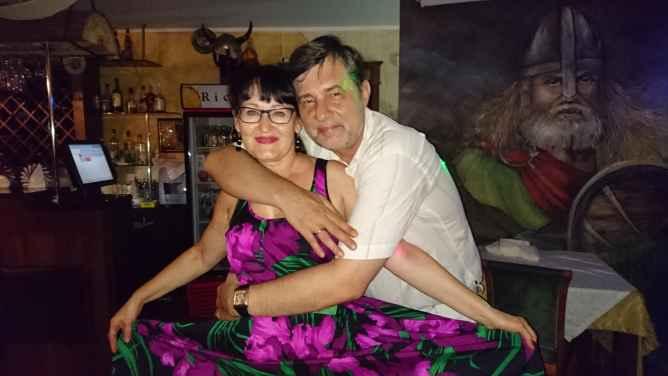 капитан Никольский и Марина