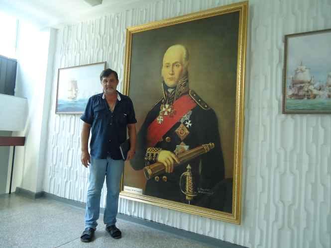 капитан Никольский и адмирал Ушаков