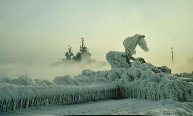 Новороссийск февраль 2014
