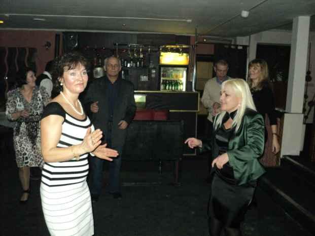 Танцы 4