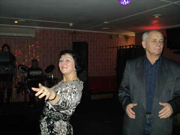 Танцы 6