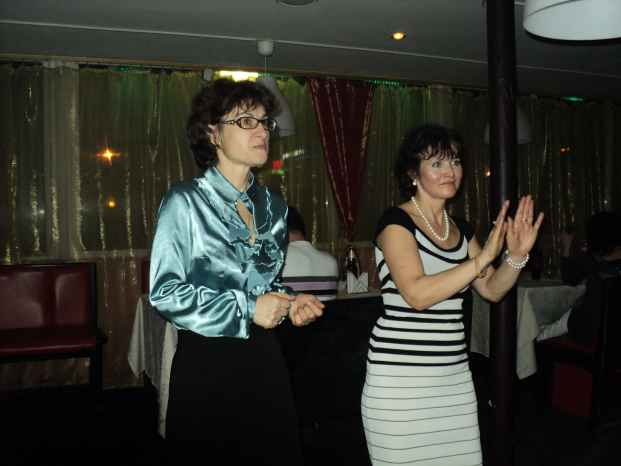 Танцы 8
