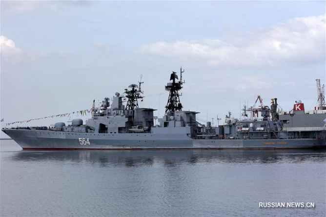 БПК Адмирал Трибуц