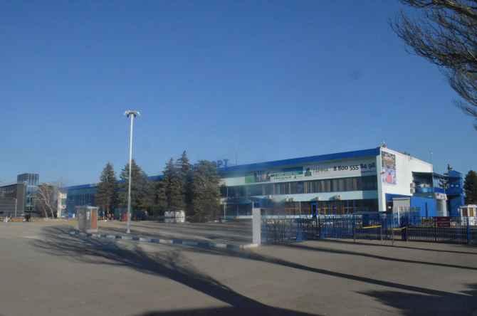 Международный аэропорт Анапа