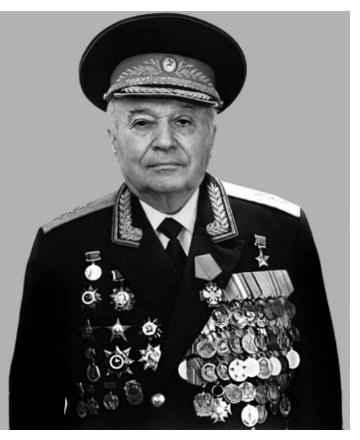 Павел Данилович ГудзьПавел Данилович Гудзь