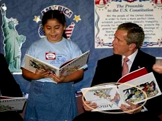 Джордж Буш мл