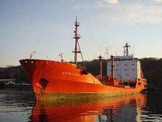 танкер Усть-Кан