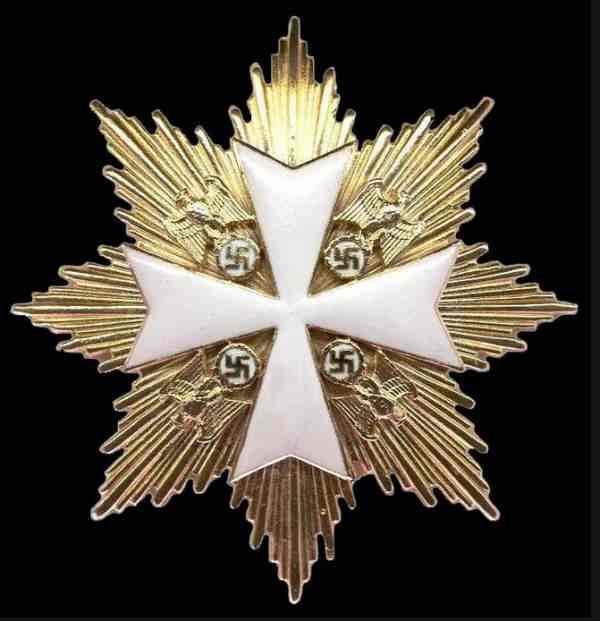 Большой Крест Ордена германского орла