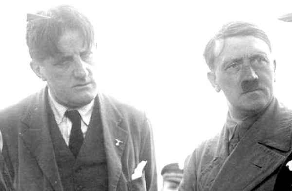 Эрнст Франц Зейдвиг Ханфштенгль и Гитлер