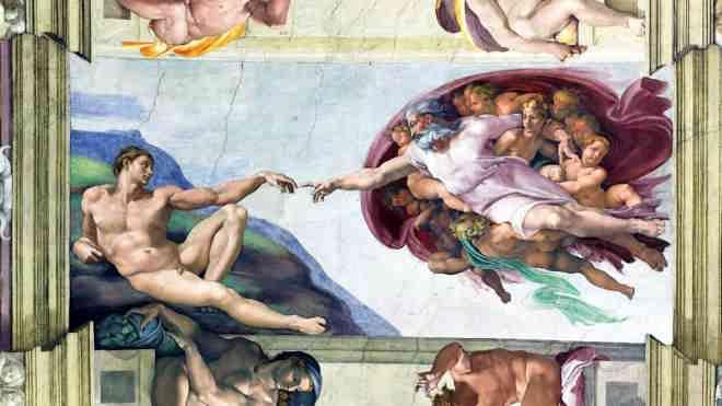 Микеланджело Буонаротти - Сикстинская капелла