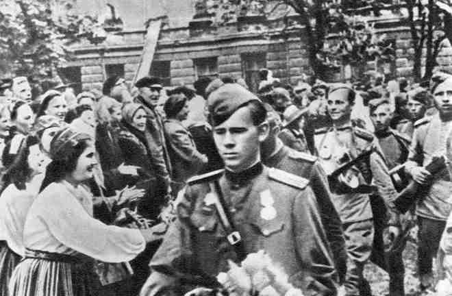 Освобождение Таллина 1945