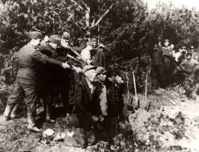 Каунас Литва 1941