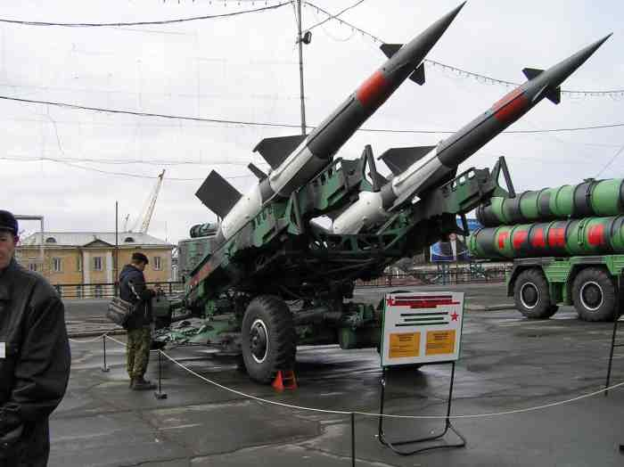 ЗРК С-125 Нева