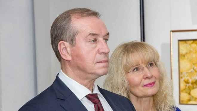 Супруги Левченко