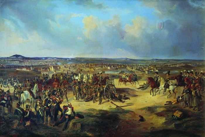Сражение при Париже 1814
