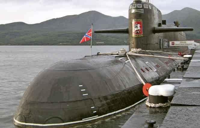 Подводная лодка Борей