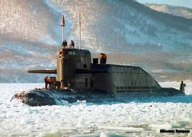 Проект 667-БДРМ Дельфін