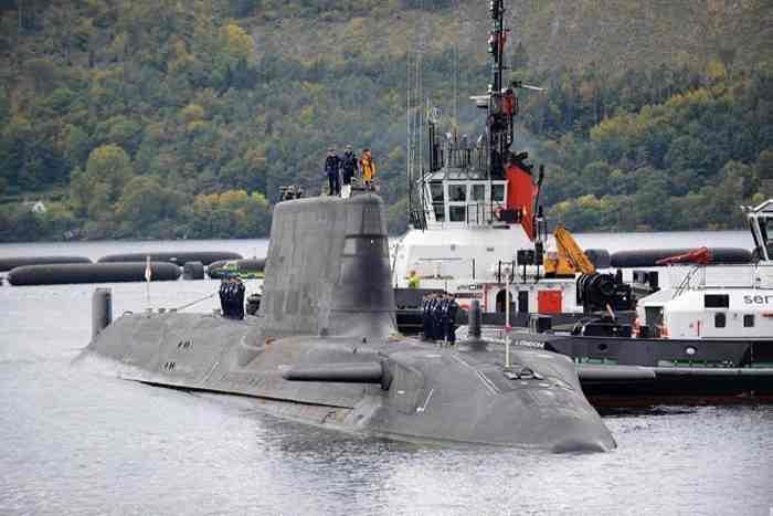 HMS Ambush S120