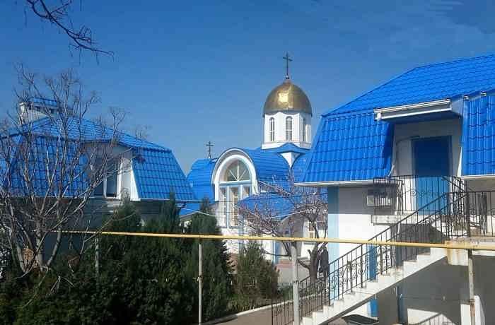 Новороссийск Храм Новомученников и Исповедников Российских