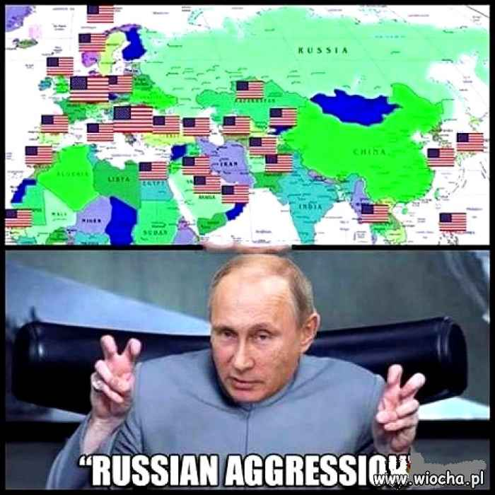 Russiian agression