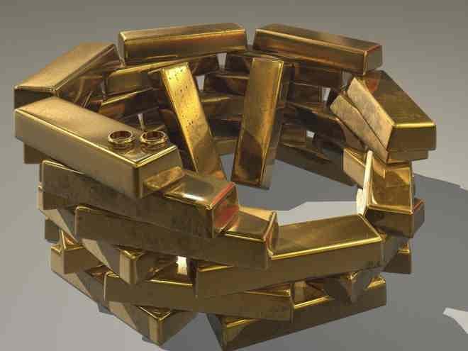 Золото Турции