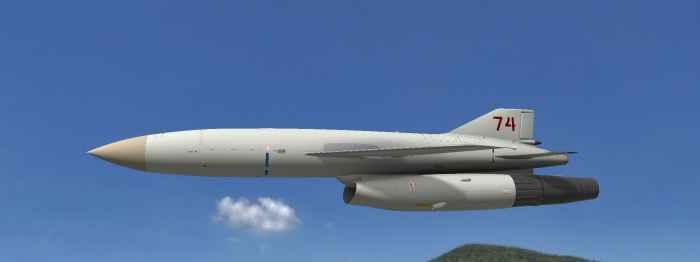 Крылатая ракета Х-12