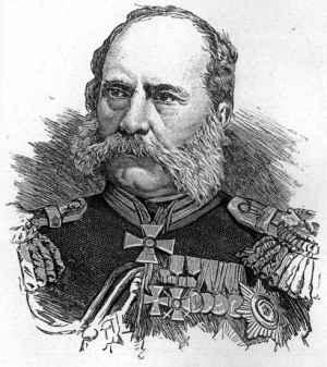 генерал - фельдмаршал Александр Иванович Барятинский