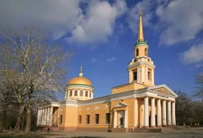 Спасо-Преображенский кафедральный Собор Днепропетровск