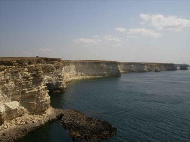 Место гибели яхты Ливадия