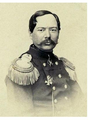капитан 1 ранга Иван Иванович Завадовский