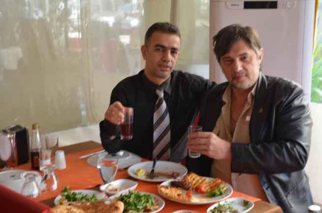 капитан Никольский с турецким менеджером