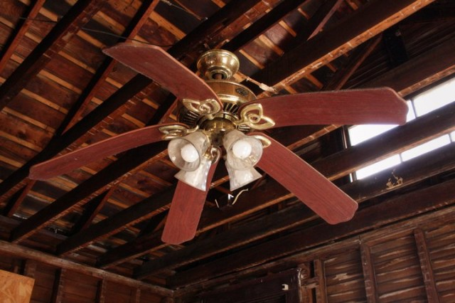 Caffin avenue abandoned places the ceiling fans in flooded buildings of new orleans usually seem to have what i have dubbed katrina droop if you remember my six flags set of pictures aloadofball Choice Image