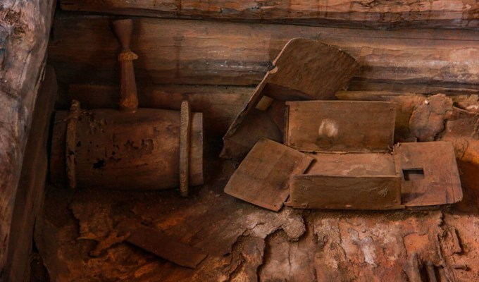 Оглахты: уникальные находки археологов ТГУ и Эрмитажа