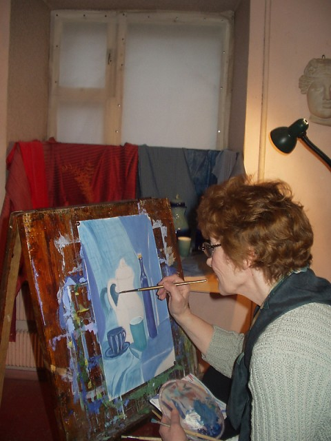 Академическая живопись