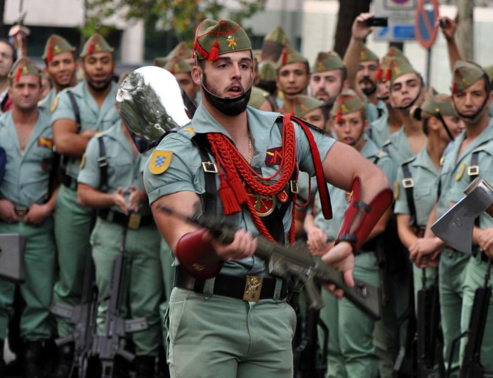 менеджеры рассчитают иностранный легион испании фото можете ознакомиться адресами