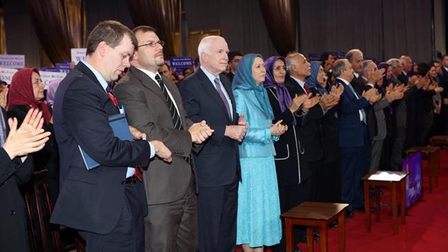 Пятая колонна в войне против Ирана