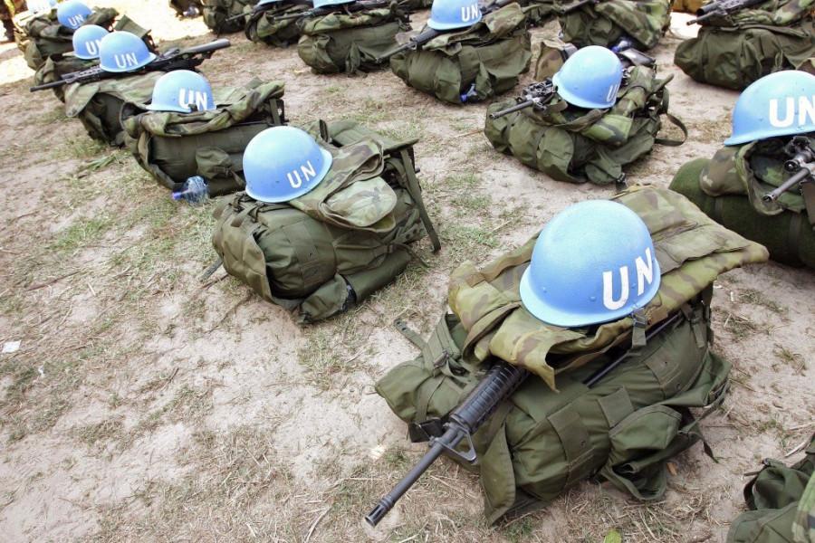 Ввод миротворцев ООН на Донбасс в настоящее время невозможен