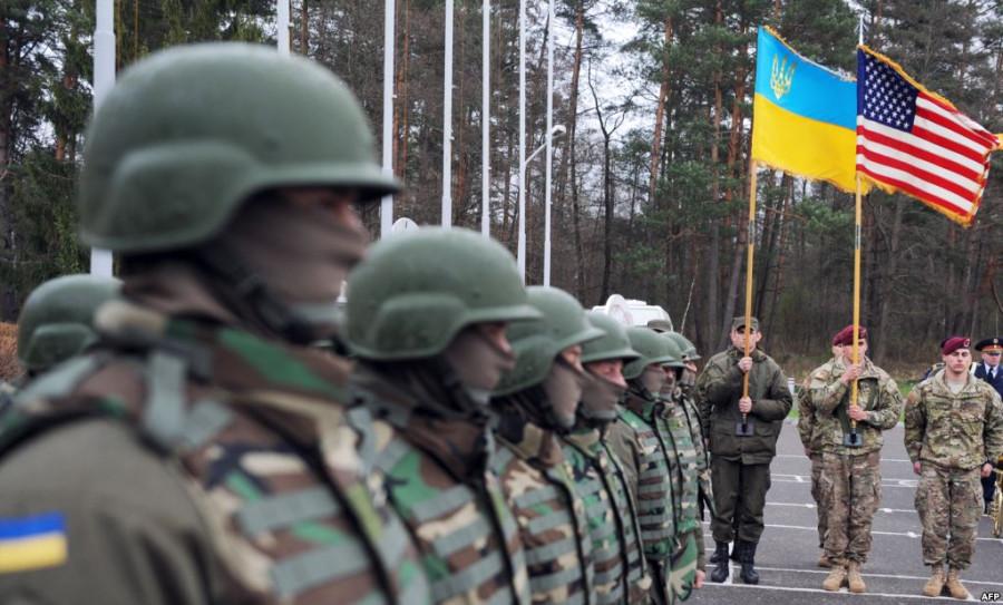 НАТО в войне за Донбасс