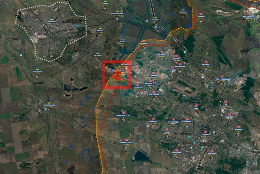 По обстановке на Донбассе 23.05.2018