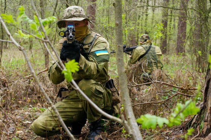 ВС ДНР ликвидировали снайперскую группу ВСУ