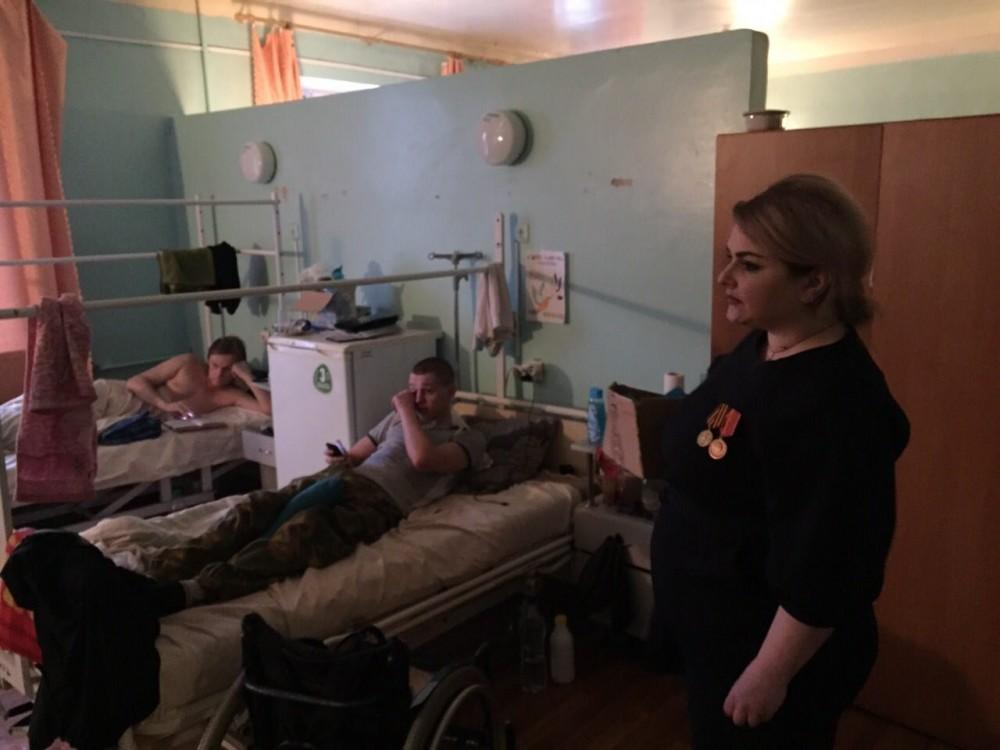 Обращение Ольги Вязовской. Донбасс
