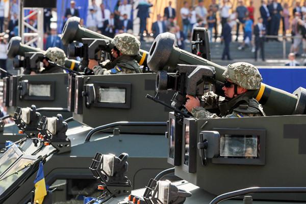 Поставки американского летального оружия на Украину