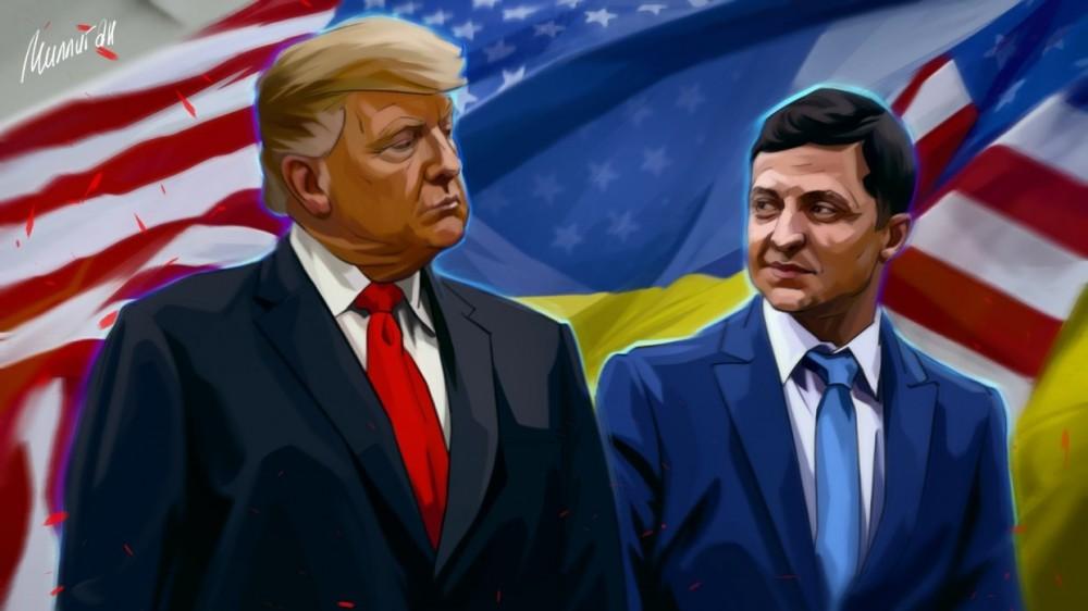 Американо-украинские контакты