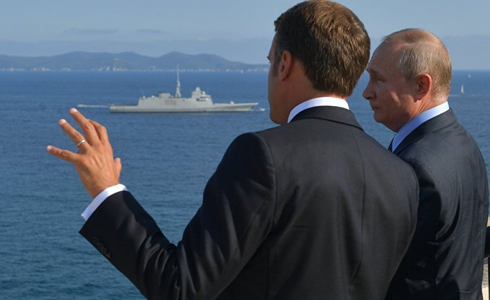 Если ЕС не помирится с Россией, его ждут разруха и война